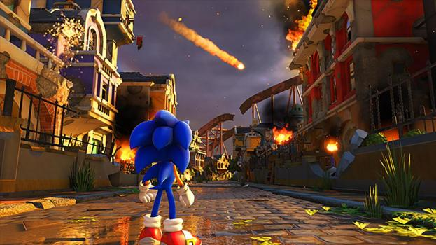 Image result for sonic forces