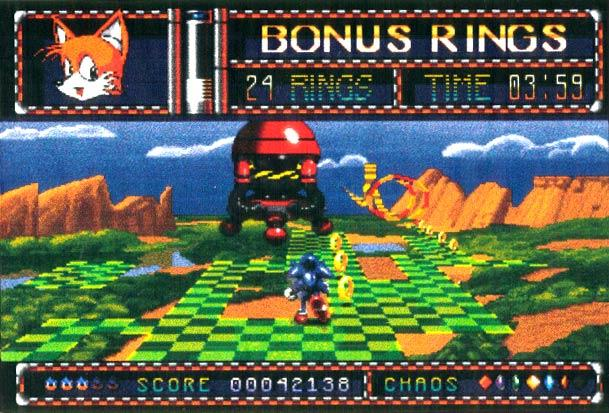 Image result for sonic mars