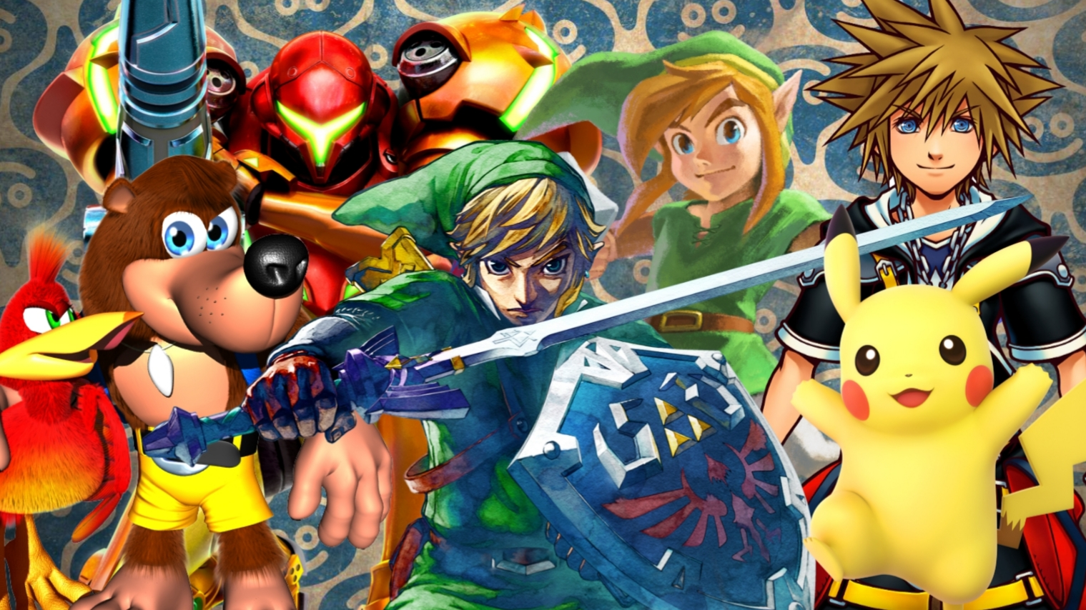 Nintendo Rumor Round Up! (Pokémon, Smash Bros, Metroid Prime and